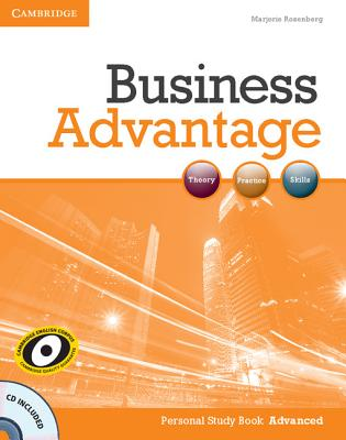 Business Advantage Advanced Personal Study Book with Audio CD - Rosenberg, Marjorie