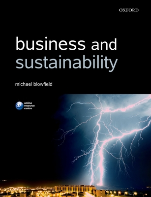 Business and Sustainability - Blowfield, Michael