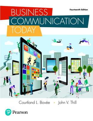 Business Communication Today - Bovee, Courtland L