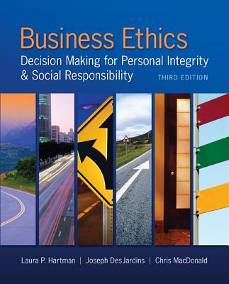 ethical decisions and responsibility Business ethics and social responsibility  ethics hotlines, a set of ethics questions to guide decision making, and ethics compliance officers.