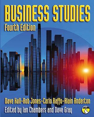 Business Studies - Hall, Dave, and Jones, Rob, and Raffo, Carlo