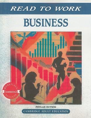 Business - Dutwin, Phyllis, M.A.
