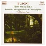 Busoni: Piano Music, Vol. 1