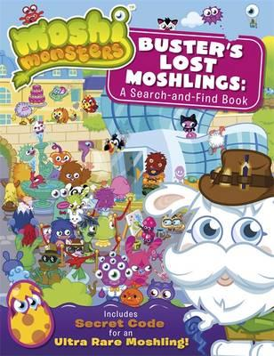 Buster's Lost Moshlings: A Search-and-find Book -