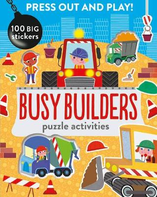 Busy Builders Puzzle Activities -