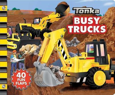 Busy Trucks - Tonka