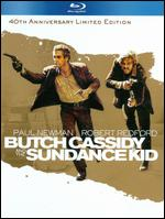 Butch Cassidy and the Sundance Kid [Limited Edition] [DigiBook] [Blu-ray] - George Roy Hill