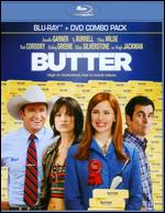 Butter [2 Discs] [Blu-ray/DVD] - Jim Field Smith