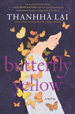 Butterfly Yellow - Lai, Thanhha