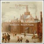 Buxtehude: Sonates en trio - Manuscrits d'Uppsala
