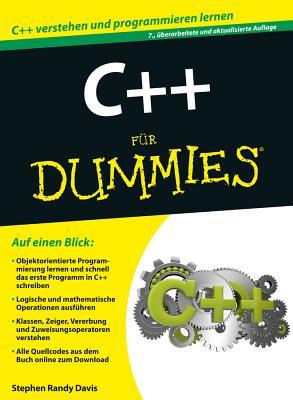 C++ Fur Dummies - Davis, Stephen R.