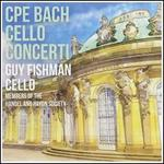 C.P.E. Bach: Cello Concerti