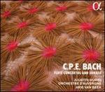 C.P.E. Bach: Flute Concertos and Sonata
