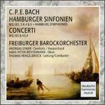 C.P.E. Bach: Hamburger Sinfonien; Concerti