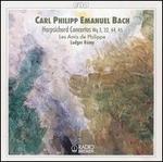 C.P.E. Bach: Harpsichord Concertos, Wq 3, 32, 44, 45