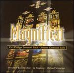 C.P.E Bach, J.C. Bach: Magnificat