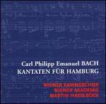 C.P.E. Bach: Kantaten f�r Hamburg