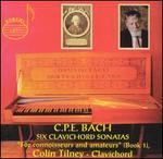 C.P.E. Bach: Six Clavichord Sonatas, Book 1