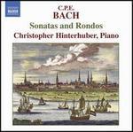 C.P.E. Bach: Sonatas and Rondos