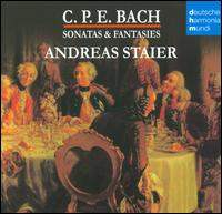 C.P.E. Bach: Sonatas & Fantasies - Andreas Staier (harpsichord); Andreas Staier (fortepiano)