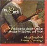 C.P.E. Bach: Sonatas for Keyboard & Violin
