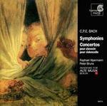 C.P.E. Bach: Symphonies; Concertos