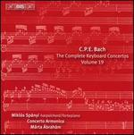 C.P.E. Bach: The Complete Keyboard Concertos, Vol. 19