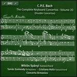 C.P.E. Bach: The Complete Keyboard Concertos, Vol. 20 - Double Concerti