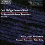 C.P.E. Bach: The Complete Keyboard Concertos, Vol. 3