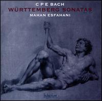 C.P.E. Bach: Württemberg Sonatas - Mahan Esfahani (harpsichord)