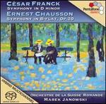 C?sar Franck: Symphony in D minor; Ernest Chausson: Symphony in B flat, Op. 20