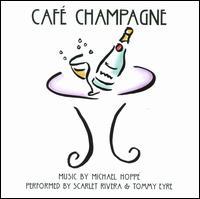 Café Champagne - Scarlet Rivera/Tommy Eyre