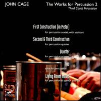 Cage: The Works for Percussion, Vol. 2 - David Skidmore (percussion); Gregory Beyer (percussion); Owen Clayton Condon (percussion); Peter Martin (percussion);...