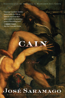 Cain - Saramago, Jose, and Costa, Margaret Jull (Translated by)