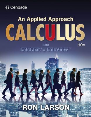 Calculus: An Applied Approach - Larson, Ron, Professor