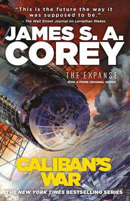 Caliban's War - Corey, James S a