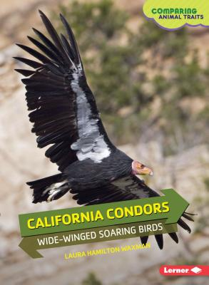 California Condors: Wide-Winged Soaring Birds - Waxman, Laura Hamilton