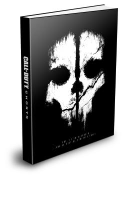 Call of Duty: Ghosts Limited Edition Strategy Guide - Marcus, Phillip, and Denick, Thom, and Fox, Jason