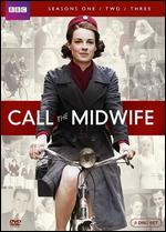 Call the Midwife: Seasons One/Two/Three [8 Discs]