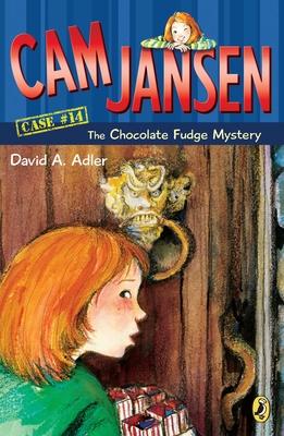 CAM Jansen: The Chocolate Fudge Mystery #14 - Adler, David A