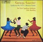 Camargo Guarnieri: Symphonies Nos. 1 & 4; Abertura Festiva