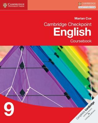 Cambridge Checkpoint English Coursebook 9 - Cox, Marian