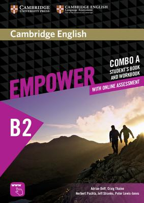 Cambridge English Empower Upper Intermediate Combo A with Online Assessment - Doff, Adrian, and Thaine, Craig, and Puchta, Herbert