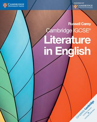 Cambridge IGCSE Literature in English - Carey, Russell