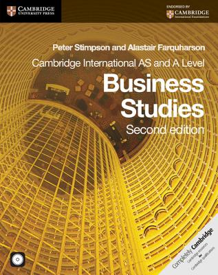 Cambridge international as and a level business studies book by cambridge international as and a level business studies stimpson peter fandeluxe Gallery