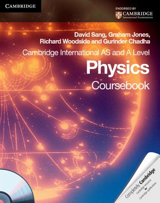 Cambridge International as Level and a Level Physics Coursebook - Sang, David