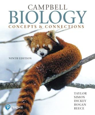 Campbell Biology: Concepts & Connections Plus Mastering Biology with Pearson Etext -- Access Card Package - Taylor, Martha R, and Simon, Eric J, and Dickey, Jean L