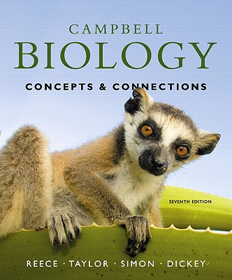 Campbell Biology: Concepts & Connections Plus MasteringBiology with eText -- Access Card Package: United States Edition - Reece, Jane B., and Taylor, Martha R., and Simon, Eric J.