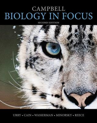 Campbell Biology in Focus Plus Mastering Biology with Etext -- Access Card Package - Urry, Lisa A, and Cain, Michael L, and Wasserman, Steven A
