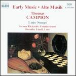 Campion: Lute Music